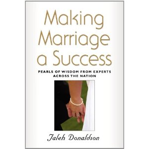 Making Marriage a Success - Jaleh Donaldson